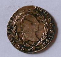Rakousko 5 Krejcar 1790 A Josef II.