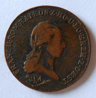 Rakousko 6 Krejcar 1800 A František II.