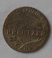 Rakousko 6 Krejcar 1803 H František II.