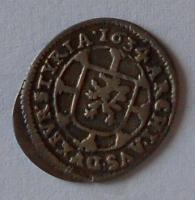 Rakousko-Gratz 1 Krejcar 1634 Ferdinand II. Stav