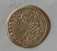 Rakousko-Gratz 3 Krejcar 1707 A Josef I. stav