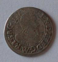 Slezsko-Vratislav 1 Krejcar 1625 Ferdinand II.