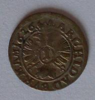 Slezsko-Vratislav 1 Krejcar 1626 Ferdinand II.