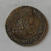 Tyroly VI. Krejcar 1707 Josef I.