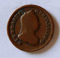 Uhry 1/2 Krejcar 1771 S Marie Terezie