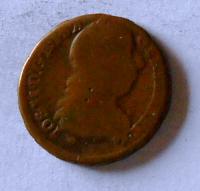 Uhry 1/4 Krejcar 1774 S Josef II.