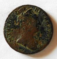 Uhry 1 Krejcar 1763 S Marie Terezie