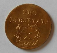 Uhry-Košice X. Poltura 1706 Josef I. Novoražba