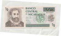 1/2 Centavos-Cordoba, Nikaragua