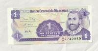 1 Centavo - Cordoba, Nikaragua