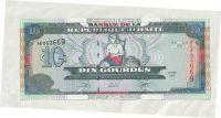 10 Gourdes, 2000, Haiti
