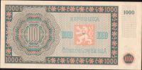 1000Kčs/16.5.1945/, stav 0, série 14 E