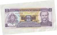 2 Lempiras, 2003, Honduras