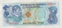 2 Piso, Jose Rizal, Filipíny