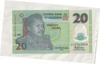 20 Naira, Nigérie
