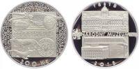 200 Kč(2018-založení Národního muzea), stav PROOF, etue a certifikát