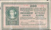 200K/1918/, stav 4, série A 1007, série platná v ČSR