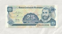 25 Centavos-Cordoba, Nikaragua