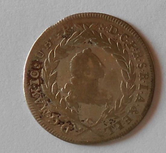 Bavorsko 10 Krejcar 1770 Max. Josef