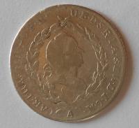 Bavorsko 20 Krejcar 1779 Karel Theodor