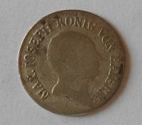 Bavorsko 6 Krejcar 1807 Max. Josef