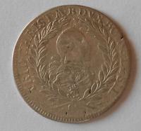Bayrevth 20 Krejcar 1764 Frid. Christ.