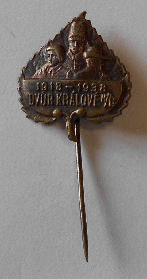 ČSR Legionáři Dvůr Králové nad Labem 1938