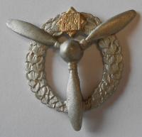 ČSR Pilotní odznak, kopie