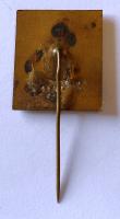 ČSR Pomník MRŠ v Uhrách, těžký kov