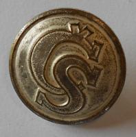 ČSR Vojenský knoflík – 50. léta