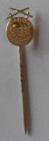 ČSR Za zásluhy – postříbřený, miniatura