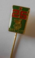 ČSSR 25 let pohraniční stráže