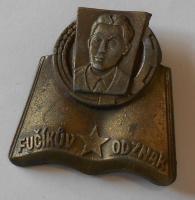 ČSSR Fučíkův odznak – 50. léta