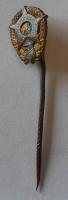 ČSSR Vzorný pohraničník – miniatura
