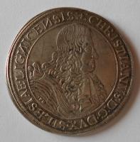 Lehnice-Volava Tolar 1666 Christian, novoražba
