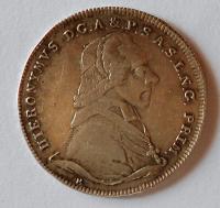 Salzburg 20 Krejcar 1801 Hieronymus Colloredo