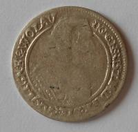 Slezsko XV. Krejcar 1664 Christián