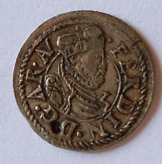 Tyrol 1 Krejcar 1632-62 Arcivévoda Ferdinand Karel