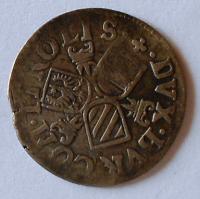 Tyrol 3 Krejcar 1565-95 Arcivévoda Ferdinand