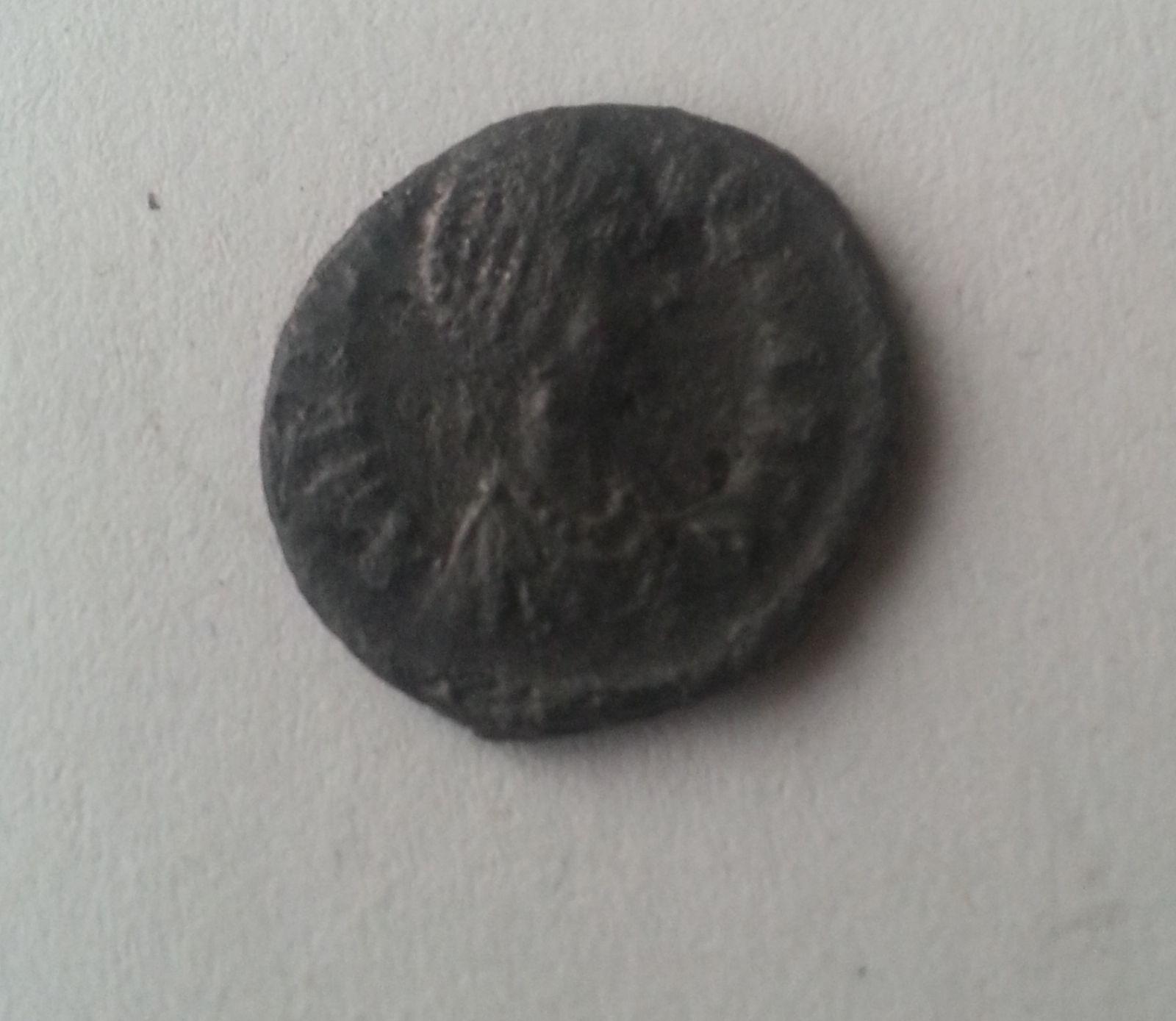 1/2 Centenionalis, Heraclea, Aelie Flacilla-manželka Theodosia I., S:20625, Řím-císařství