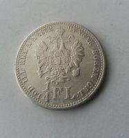 1/4 Fl., 1872, Rakousko