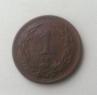 1 Filler, 1896, KB, Uhry, STAV!