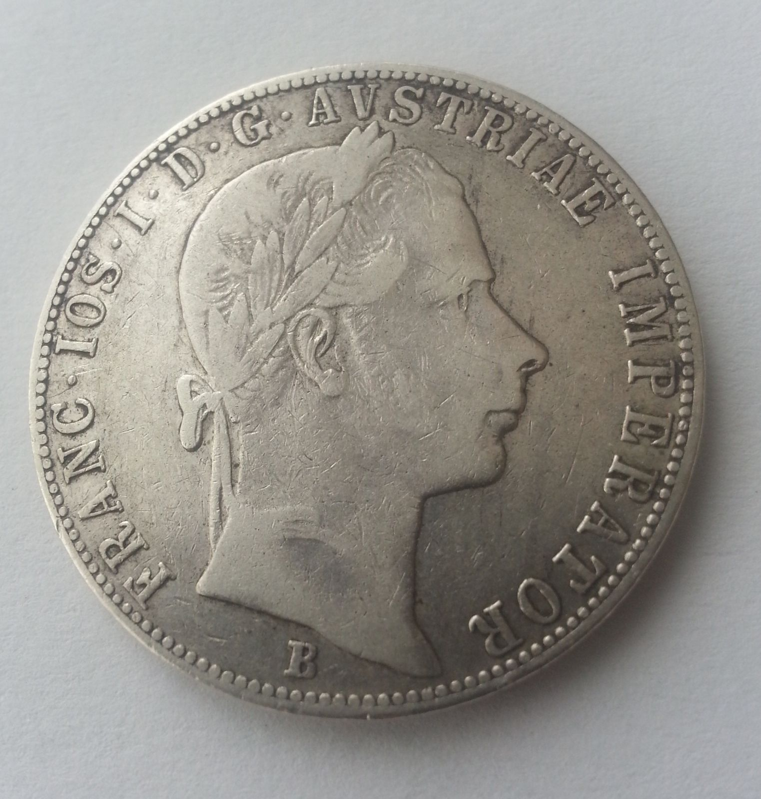 1 Fl., 1858, B, Uhry