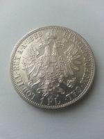 1 Fl., 1883, Rakousko, STAV!