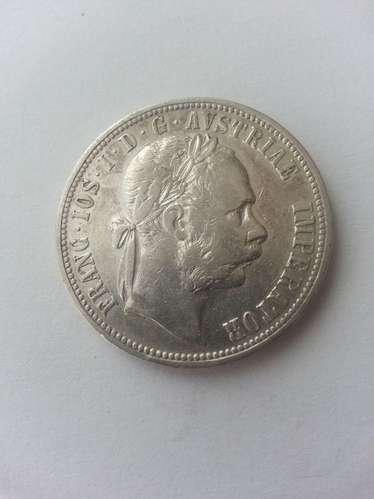 1 Fl., 1892, Rakousko