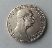 1 Koruna,1848-1908, 60 let vlády, Rakousko