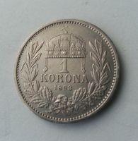 1 Koruna, 1893, KB, Uhry
