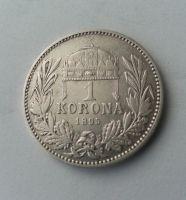 1 Koruna, 1895, KB, Uhry