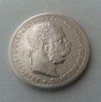 1 Koruna, 1903, Rakousko, PĚKNÁ!