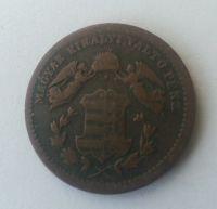 1 Krejcar, 1872, KB, Uhry